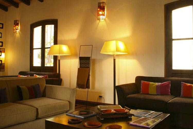 Living Room - Altalaluna Boutique Hotel - Cafayate