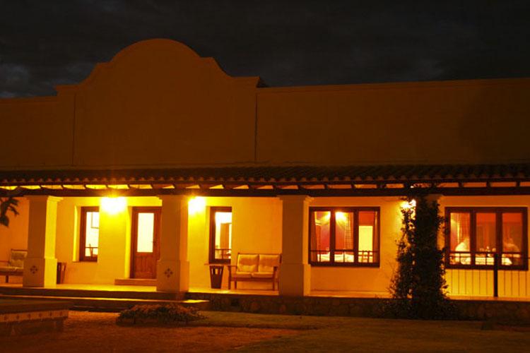 Facade - Viñas de Cafayate Wine Resort - Cafayate