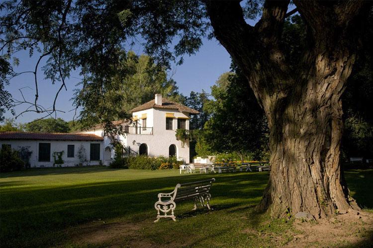 Facade - Finca San Antonio - Chicoana