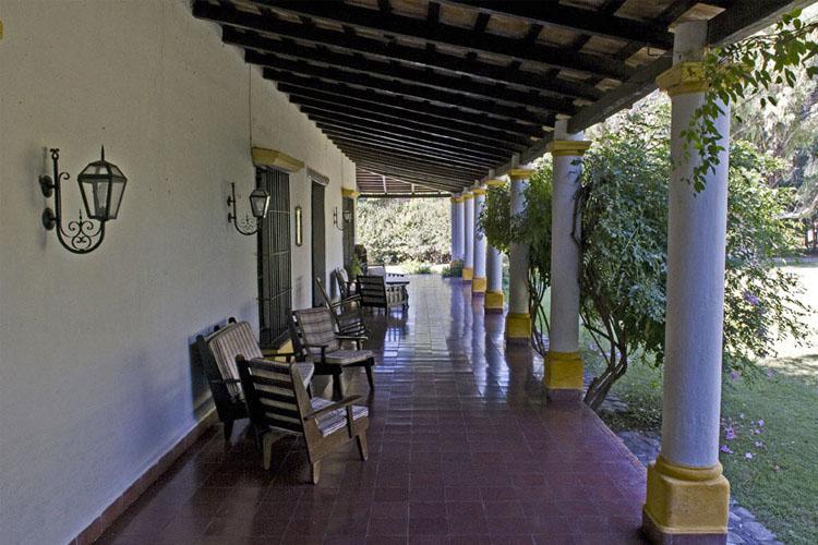 Exterior Common Area - Finca San Antonio - Chicoana