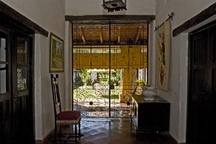 Interior - Finca San Antonio - Chicoana