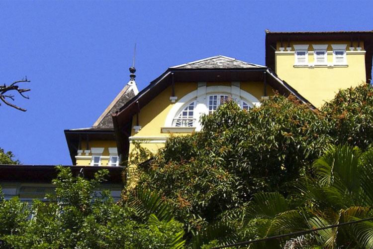 Facade - Casa Amarelo - Santa Teresa