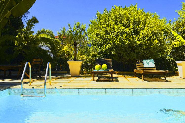 Pool - Casa Amarelo - Santa Teresa