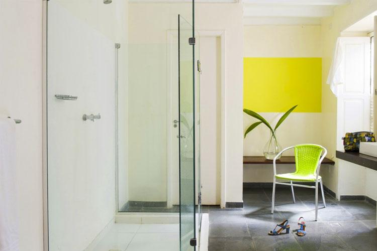 Fleur Deluxe Suite - Casa Amarelo - Santa Teresa