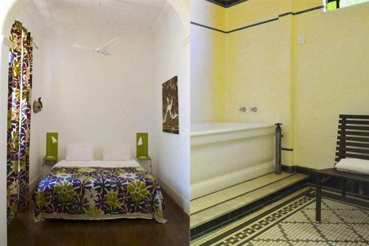 Parfum Junior Suite - Casa Amarelo - Santa Teresa