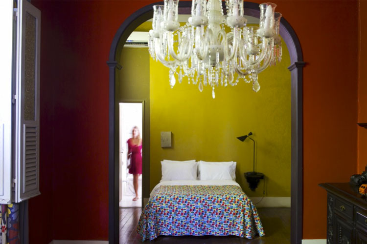 Tijuca Junior Suite - Casa Amarelo - Santa Teresa