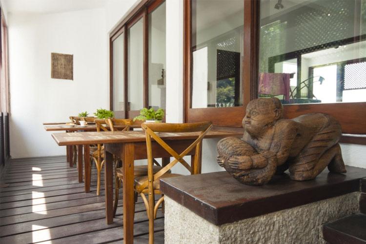 Dining Room - Les Jardins de Rio - Cosme Velho