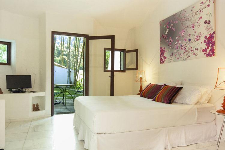 Suite Orange - Les Jardins de Rio - Cosme Velho