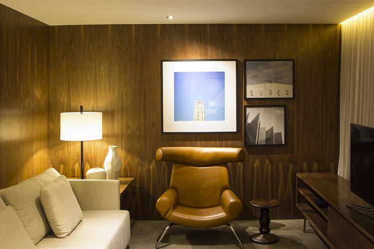 Apartment Atico - Nomaa Hotel - Curitiba