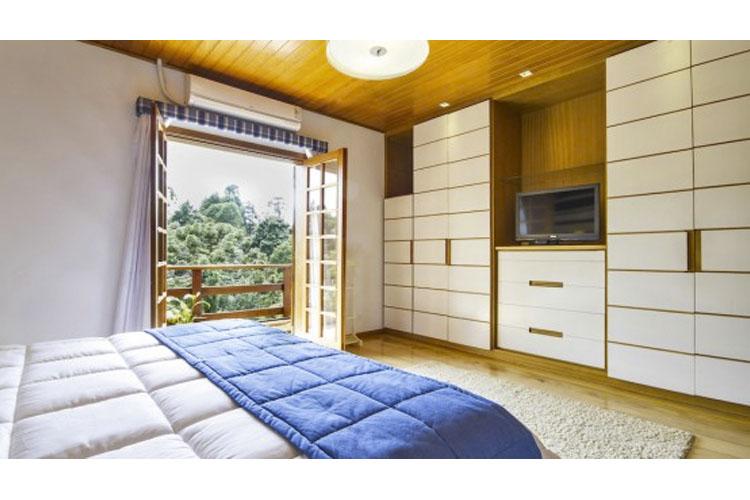 Suite New York - Apple House - Campos do Jordão
