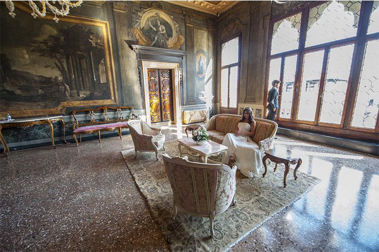 Common Area - Ca' Sagredo Hotel - Venedig