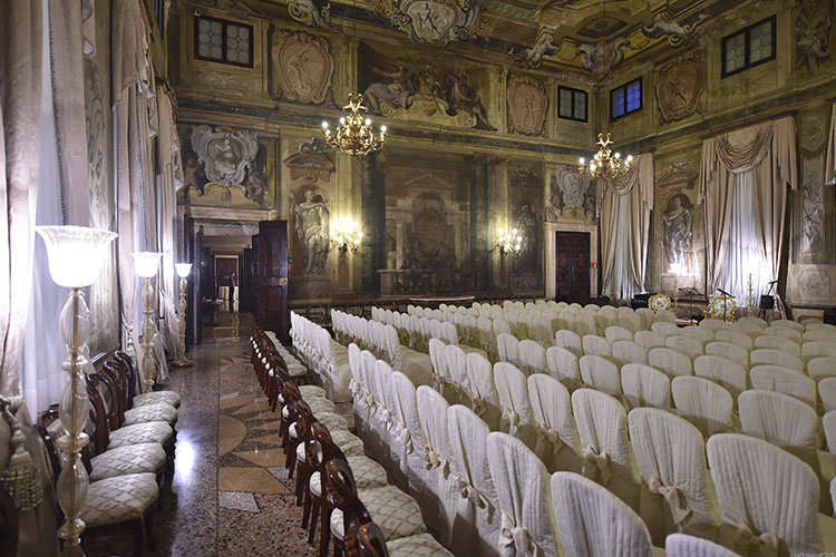 Event Place - Ca' Sagredo Hotel - Venice