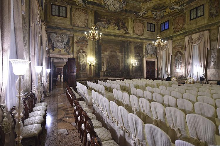 Event Place - Ca' Sagredo Hotel - Venedig