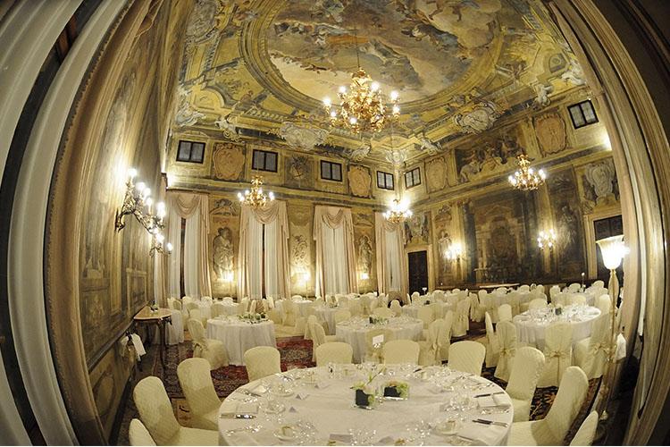 Event Dining Room - Ca' Sagredo Hotel - Venice