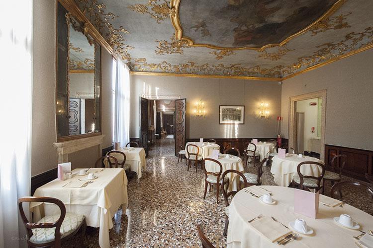 Dining Room - Ca' Sagredo Hotel - Venice