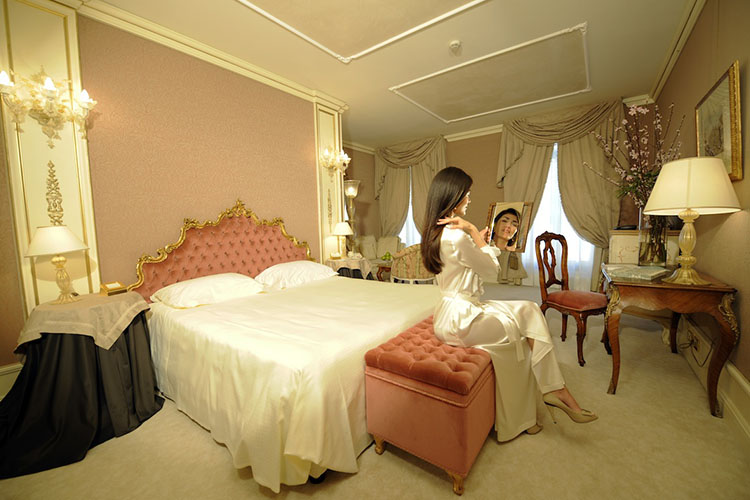 Junior Suite - Ca' Sagredo Hotel - Venedig