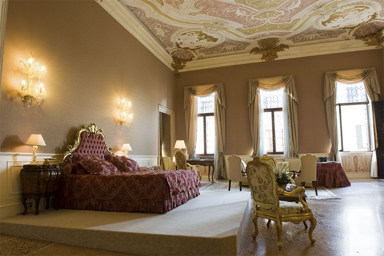 Double Room - Ca' Sagredo Hotel - Venice