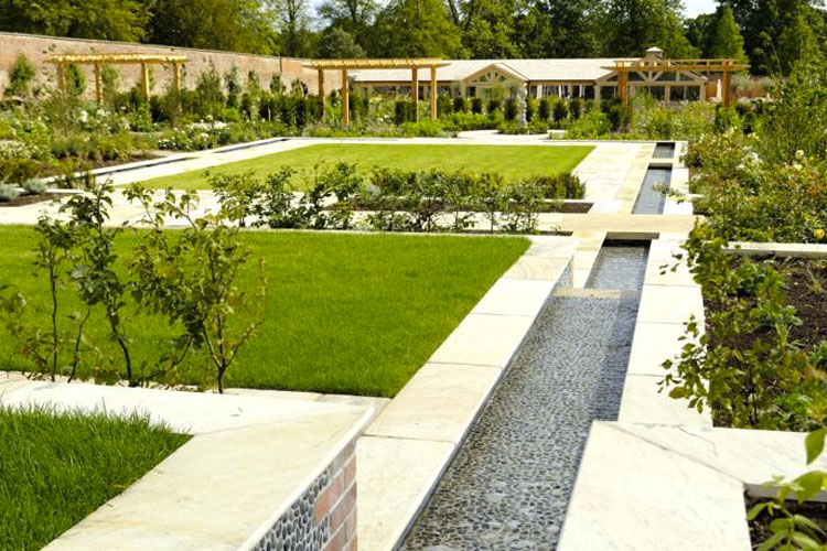 Garden - Wynyard Hall Hotel & Spa - Billingham