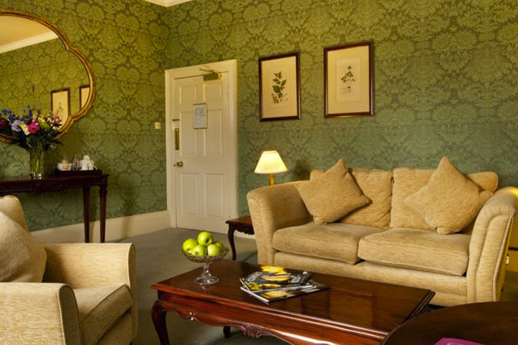 Living Room - Wynyard Hall Hotel & Spa - Billingham