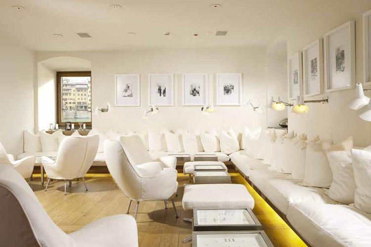 Lobby - Continentale - Florenz
