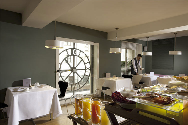 Dining Room - Continentale - Florenz