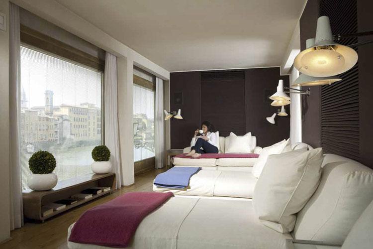 Double Room - Continentale - Florenz