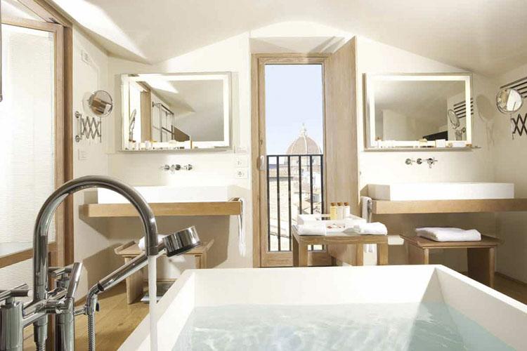 Bathroom - Continentale - Florenz