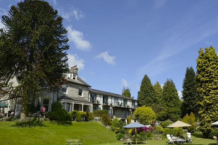 Clare house hotel ein boutiquehotel in cumbria for Small great hotels