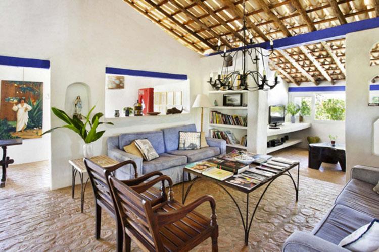 Lounge - Calá & Divino Hotel Fazenda - Praia do Espelho