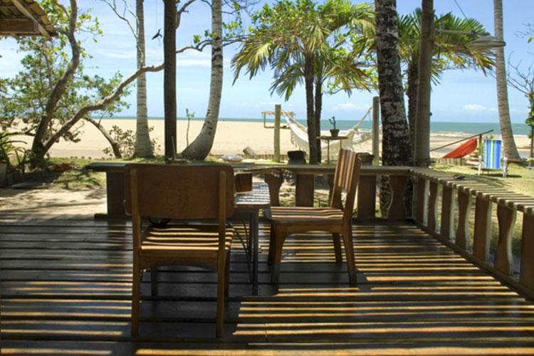 Restaurant - Calá & Divino Hotel Fazenda - Praia do Espelho