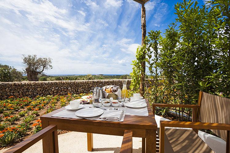 Exterior Dining Room - Hotel Torralbenc - Alaior