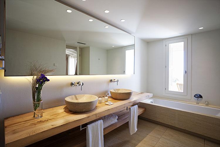 Bathroom - Hotel Torralbenc - Alaior