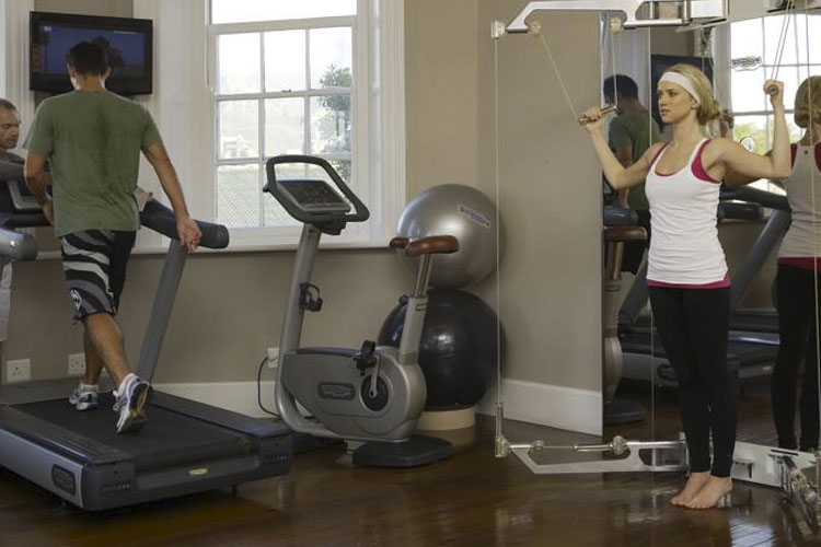 Gym - Dock House Boutique Hotel & Spa - Cape Town