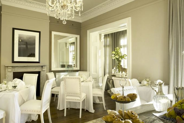 Dining Room - Dock House Boutique Hotel & Spa - Cape Town