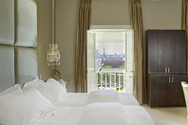 Twin Room - Dock House Boutique Hotel & Spa - Cape Town
