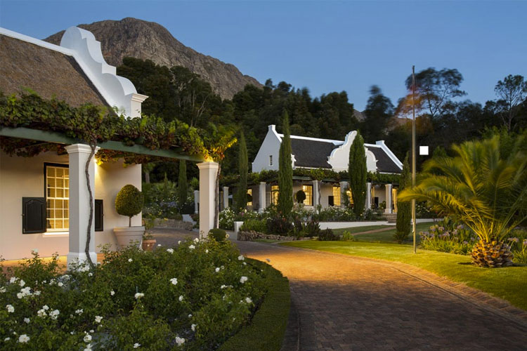 La providence guest house ein boutiquehotel in franschhoek for Small great hotels