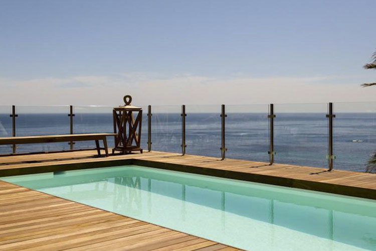 Pool - Cape View Clifton - Cape Town