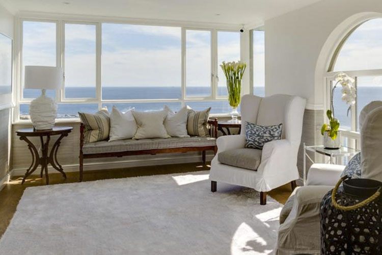 Living Room - Cape View Clifton - Cape Town
