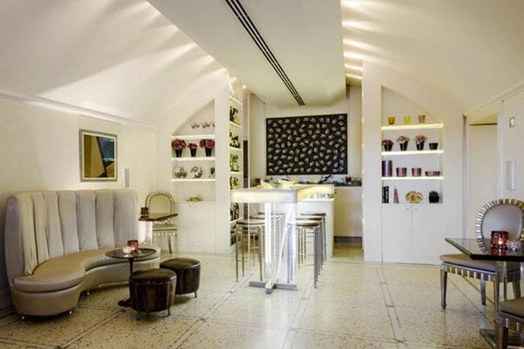 Lounge - Villa La Vedetta - Florenz