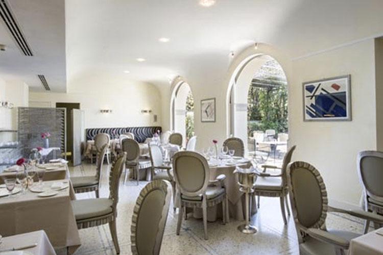 Dining Room - Villa La Vedetta - Florenz