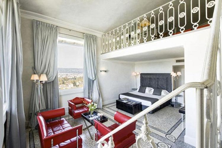 Suite Bellavista - Villa La Vedetta - Florenz