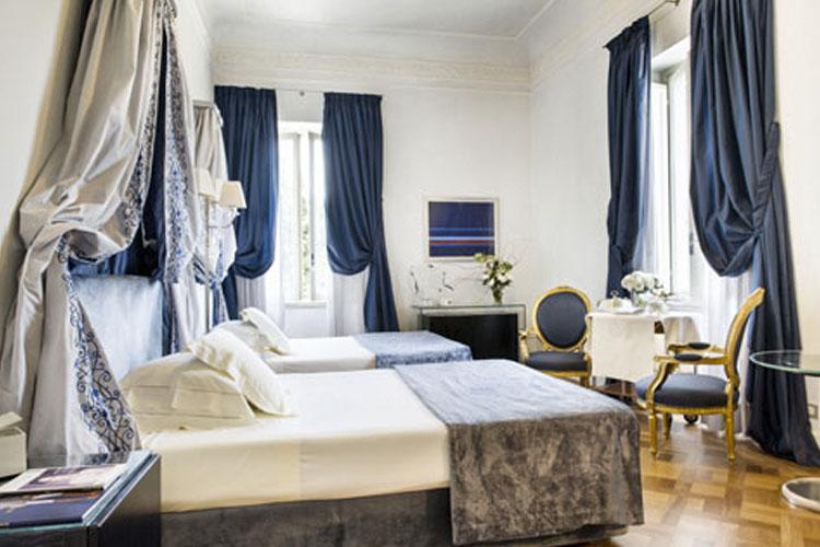 Grand Deluxe Room - Villa La Vedetta - Florenz
