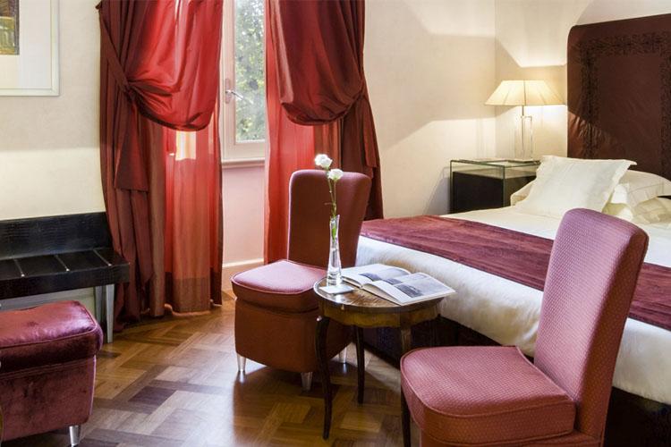 Romantic Room - Villa La Vedetta - Florenz