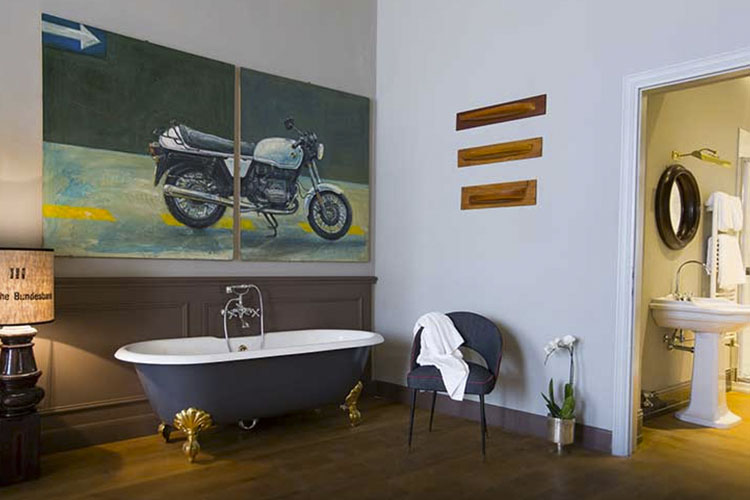 Bathroom - Soprarno Suites - Florenz