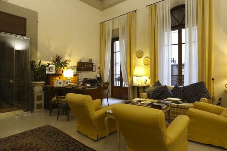 Hotel burchianti ein boutiquehotel in florenz for Designhotel florenz
