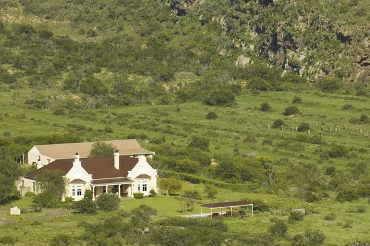 Exterior - Kwandwe Private Game Reserve - Grahamstown