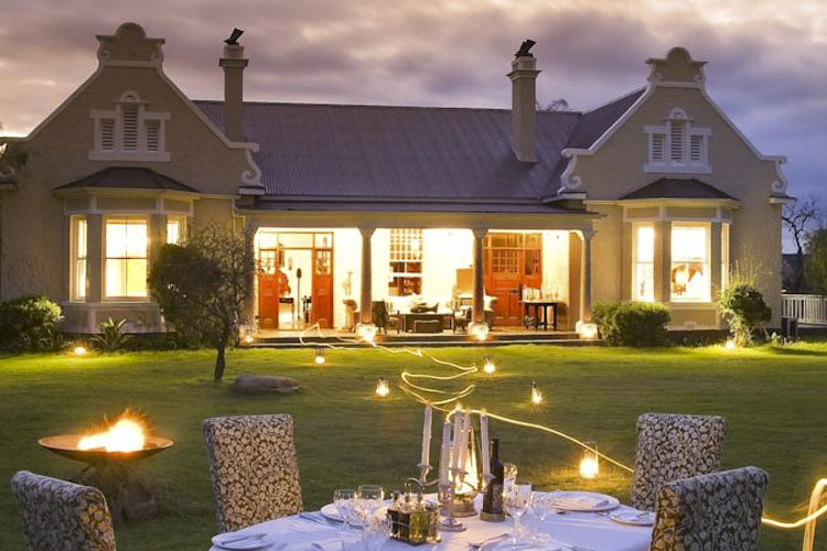 Facade - Kwandwe Private Game Reserve - Grahamstown
