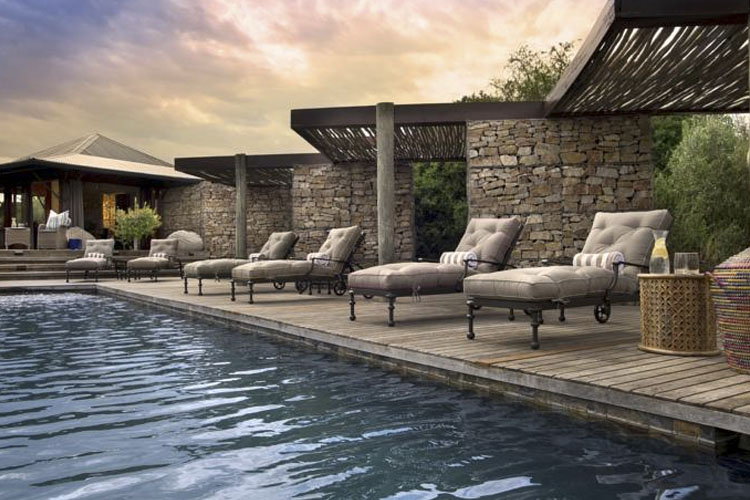 Pool - Kwandwe Private Game Reserve - Grahamstown