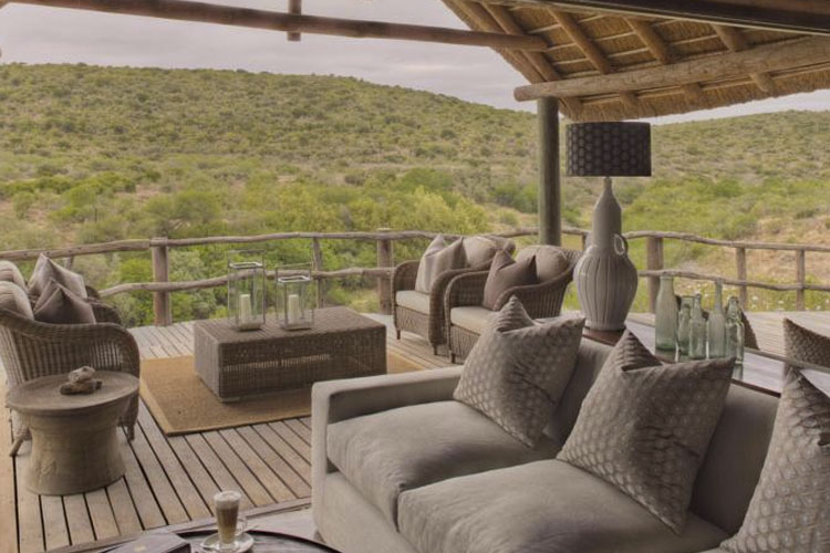 Exterior Common Area - Kwandwe Private Game Reserve - Grahamstown