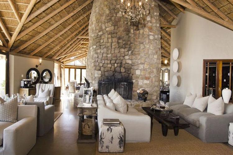 Lounge - Kwandwe Private Game Reserve - Grahamstown